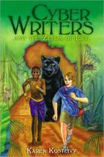 Cyber Writers & the Zebra of Life