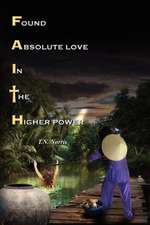 Faith:  Found Absolute Love in the Higher Power