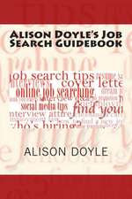 Alison Doyle's Job Search Guidebook:  The Scandals of Macklin