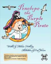 Penelope the Purple Pirate:  Finding Your Inner Voice