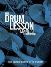 The Drum Lesson Manual