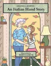 An Italian Hand Story:  Do Dragonflies Roar?