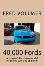 40,000 Fords