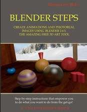 Blender Steps