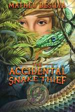 The Accidental Snake Thief