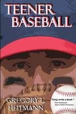 Teener Baseball:  A Faerie Justice Novella
