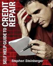 Self-Help Guide to Credit Repair