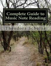 Complete Guide to Music Note Reading
