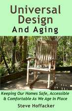 Universal Design and Aging