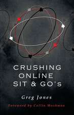 Crushing Online Sit and Go's
