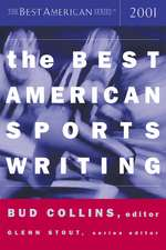 The Best American Sports Writing 2001