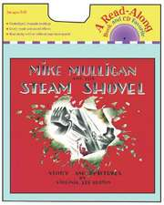 Mike Mulligan and His Steam Shovel Book & CD