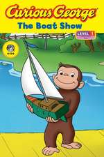 Curious George The Boat Show (CGTV Reader)