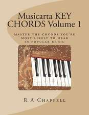 Musicarta Key Chords Volume 1