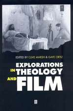 Explorations in Theology and Film: An Introduction