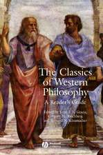 The Classics of Western Philosophy: A Reader′s Guide