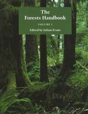 The Forests Handbook, Volume 1: An Overview of Forest Science