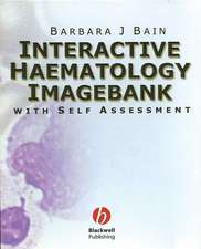 Interactive Haematology Imagebank: with Self Assessment CD–ROM