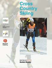 Handbook of Sports Medicine and Science: Cross Country Skiing