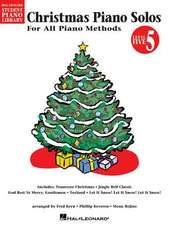 Christmas Piano Solos, Level 5: For All Piano Methods