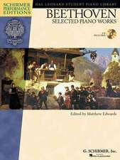 Beethoven: Selected Piano Works