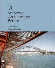 A Software Architecture Primer
