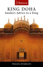 King Doha: Saraha's Advice to a King