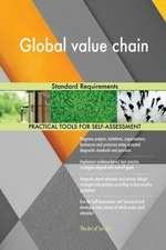 Global value chain Standard Requirements