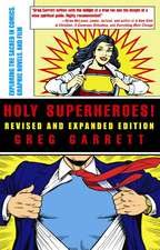 Holy Superheroes!