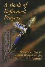 Book of Reformed Prayers