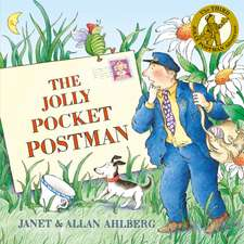 The Jolly Pocket Postman