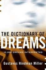 The Dictionary of Dreams:  Dictionary of Dreams