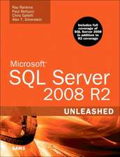 Microsoft SQL Server 2008 R2 Unleashed [With CDROM]:  A Business and Technical Roadmap to Deploying SAP