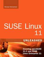 SUSE Linux 11 Unleashed