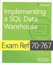 McSa SQL 2016 Bi Development Exam Ref 2-Pack