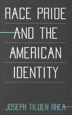 Race Pride & the American Identity
