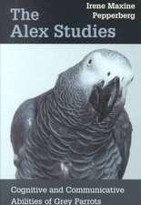 The Alex Studies – Cognitive & Communicative Abilities of Grey Parrots
