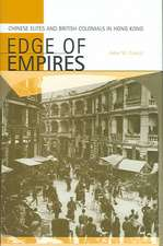 Edge of Empires – Chinese Elites and British Colonials in Hong Kong
