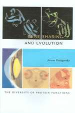 Gene Sharing and Evolution – The Diversity of Protein Functions
