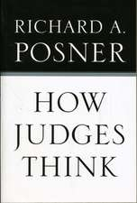 How Judges Think (OISC)