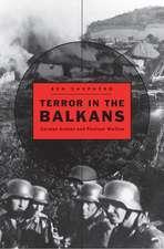 Terror in the Balkans – German Armies and Partisan  Warfare