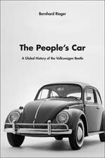 The People′s Car – A Global History of the Volkswagen Beetle