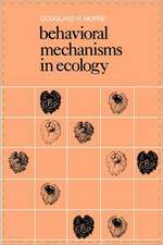Behavioural Mechanisms in Ecology (Paper)