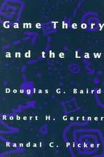Game Theory & the Law (Paper)