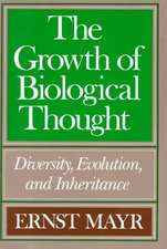 The Growth of Biological Thought – Diversity Evolution & Inheritance (Paper)