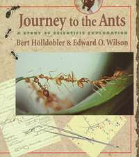 Journey to the Ants – A Story of Scientific Exploration (Paper)