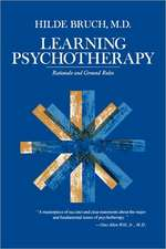 Learning Psychotherapy – Rationale & Ground Rules (Paper)