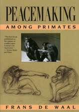 Peacemaking Among Primates (Paper)