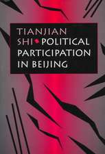 Political Participation in Beijing (Paper)