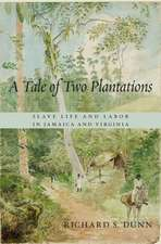 A Tale of Two Plantations – Slave Life and Labor in Jamaica and Virginia